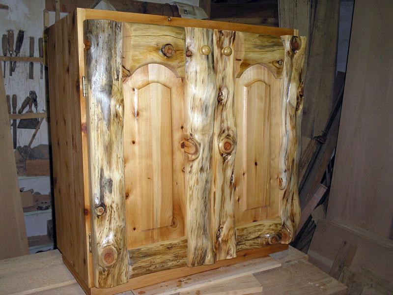 Galer a de fotos muebles artesanales y carpinter a for Muebles artesanales